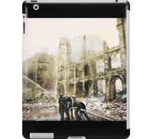 Ruins in London After a Raid iPad Case/Skin