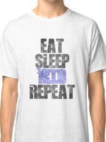 Eat Sleep Mid Repeat Classic T-Shirt
