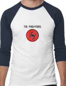 T. Fighters Men's Baseball ¾ T-Shirt