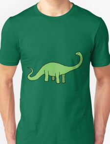 Happy Diplodocus Unisex T-Shirt