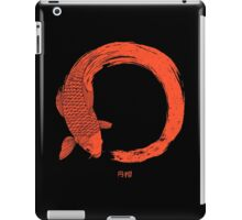 Enso the beauty of imperfection iPad Case/Skin