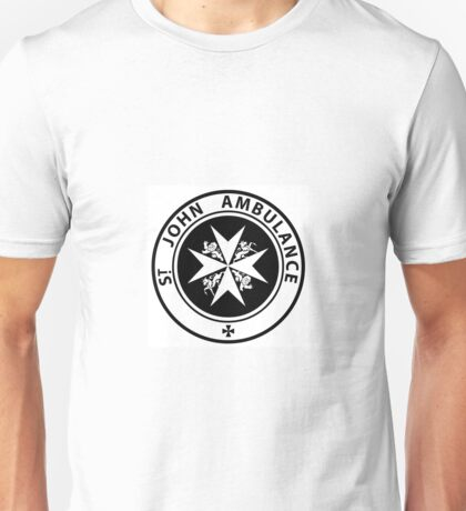St. John Ambulance - Doctor Who Unisex T-Shirt
