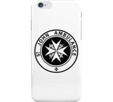 St. John Ambulance - Doctor Who iPhone Case/Skin