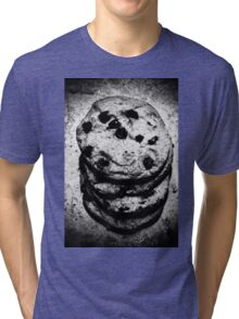 cookie stairs Tri-blend T-Shirt