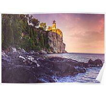 Split-Rock Lighthouse (Explored) Poster