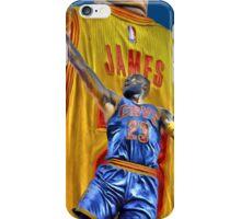 King James! iPhone Case/Skin