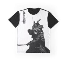 7th Simian Samurai Graphic T-Shirt