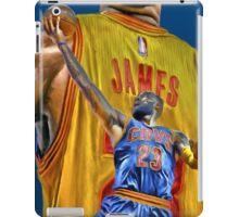 King James! iPad Case/Skin
