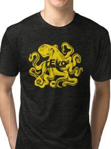 rEvo Octopus Tri-blend T-Shirt