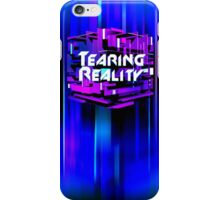 Tearing Reality iPhone Case/Skin
