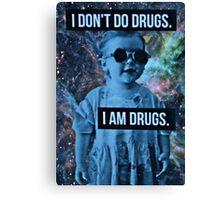 Drugs Canvas Print