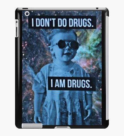 Drugs iPad Case/Skin