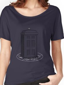SuperWhoLock! Women's Relaxed Fit T-Shirt