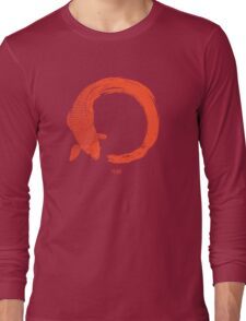 Enso the beauty of imperfection Long Sleeve T-Shirt