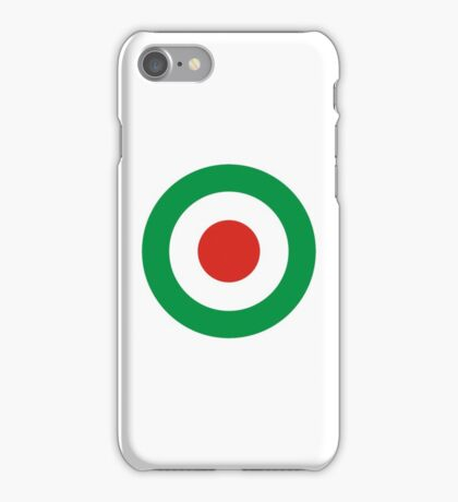 Coppa Italia iPhone Case/Skin