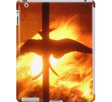 mocking-jay prepaint iPad Case/Skin