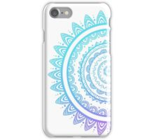 Gradient Mandala iPhone Case/Skin