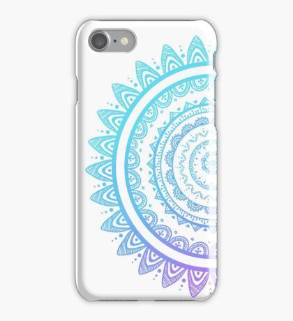 Gradient Mandala iPhone Case/Skin