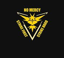 Team Instinct: Strike First, Strike Hard, No Mercy Unisex T-Shirt
