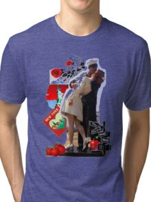 Unconditional NY Surrender Tri-blend T-Shirt