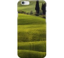 Hills of Toscany iPhone Case/Skin
