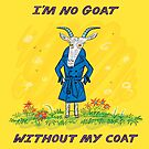 I'm No Goat Without My Coat by Oliver Lake