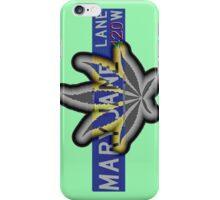 Mary Jane Lane - 420 iPhone Case/Skin