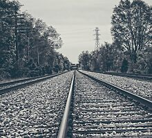 Railroad to Joliet by Kadwell