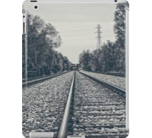 Railroad to Joliet iPad Case/Skin