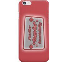 Another Anshin Inevitability iPhone Case/Skin