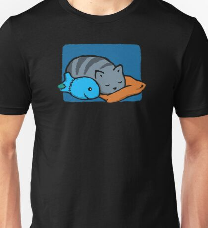 Sleeping With The Fishes Unisex T-Shirt
