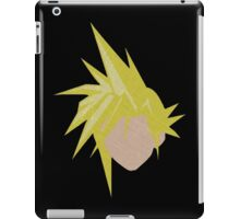 <FINAL FANTASY> Cloud Figure iPad Case/Skin