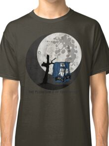 The Persistence of Timey Wimey Grunge Classic T-Shirt