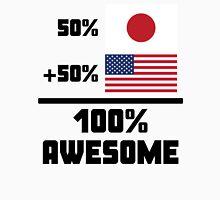 Awesome Japanese American Unisex T-Shirt