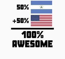 Awesome Nicaraguan American Unisex T-Shirt