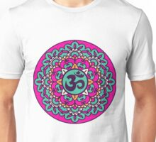 Mandala - Circle Ethnic Ornament Unisex T-Shirt