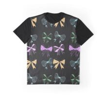 Colorful Bows Graphic T-Shirt