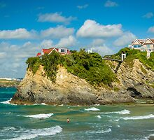 Newquay by elfcall