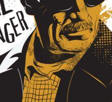 Heisenberg - I AM THE DANGER! Sticker