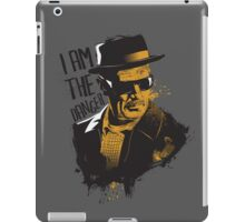 Heisenberg - I AM THE DANGER! iPad Case/Skin