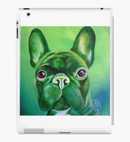 Gustav iPad Case/Skin