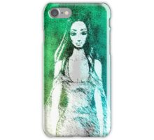 Green Alexis  iPhone Case/Skin
