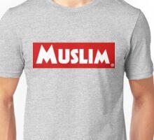 Muslim Red Banner Unisex T-Shirt