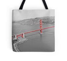 Urban Dimensions SF Rouge  Tote Bag
