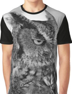 Owl Be Seeing You Graphic T-Shirt