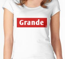 Grande Women's Fitted Scoop T-Shirt