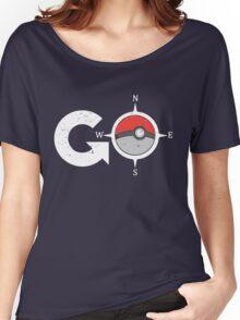 Pokemon Go Women's Relaxed Fit T-Shirt