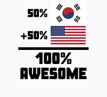 Awesome South Korean American Unisex T-Shirt