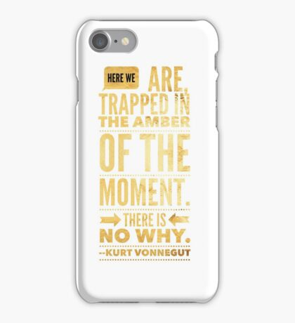 Amber of the Moment iPhone Case/Skin
