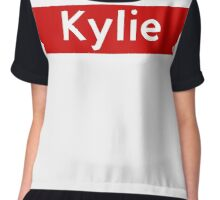Kylie Chiffon Top